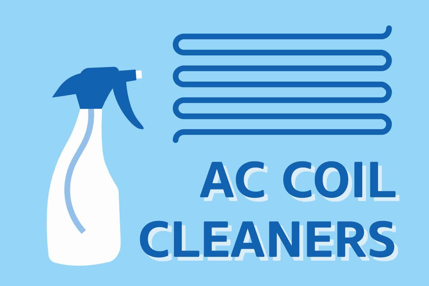 ❄️ Best AC Coil Cleaner & Easiest Way To Clean AC
