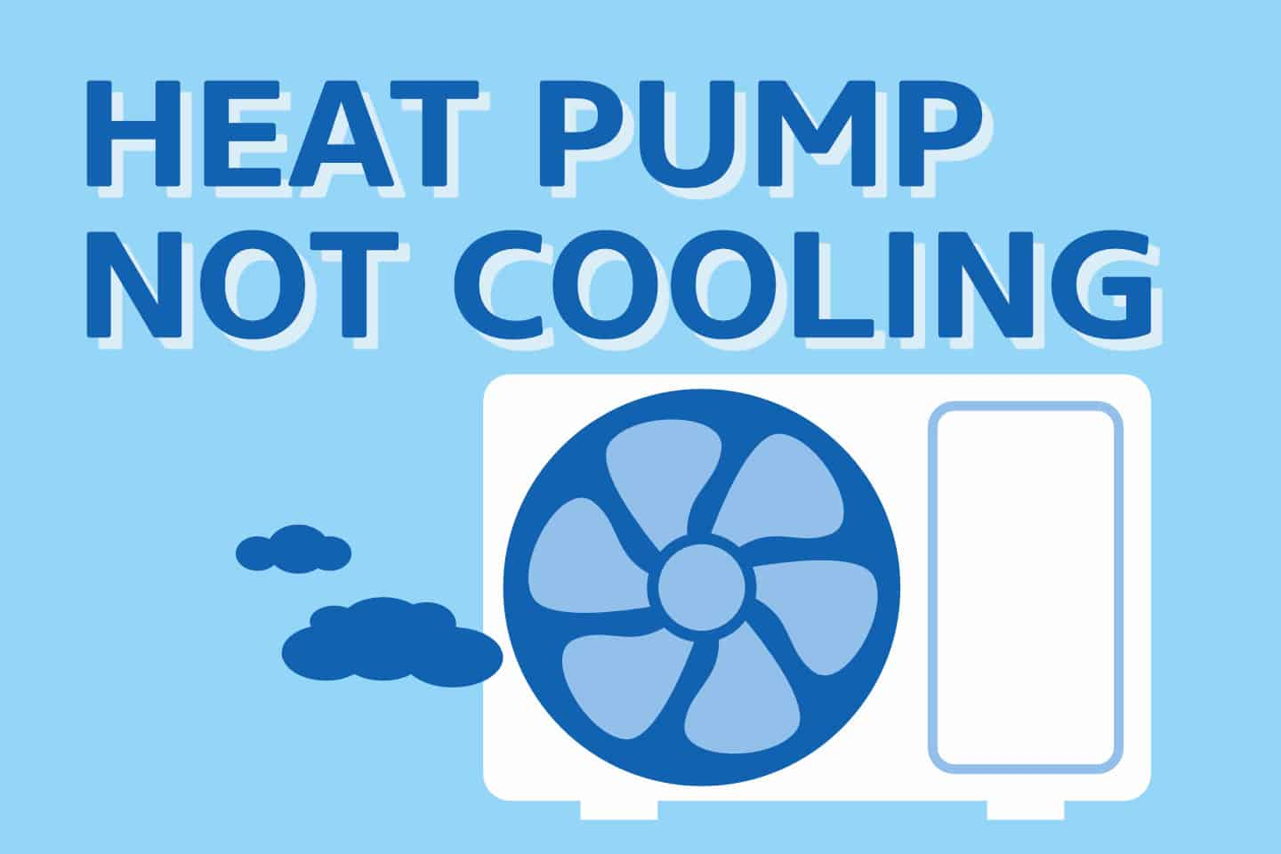 ❄️ 5 Hidden Signs Why is Heat Pump Not Cooling Your Home