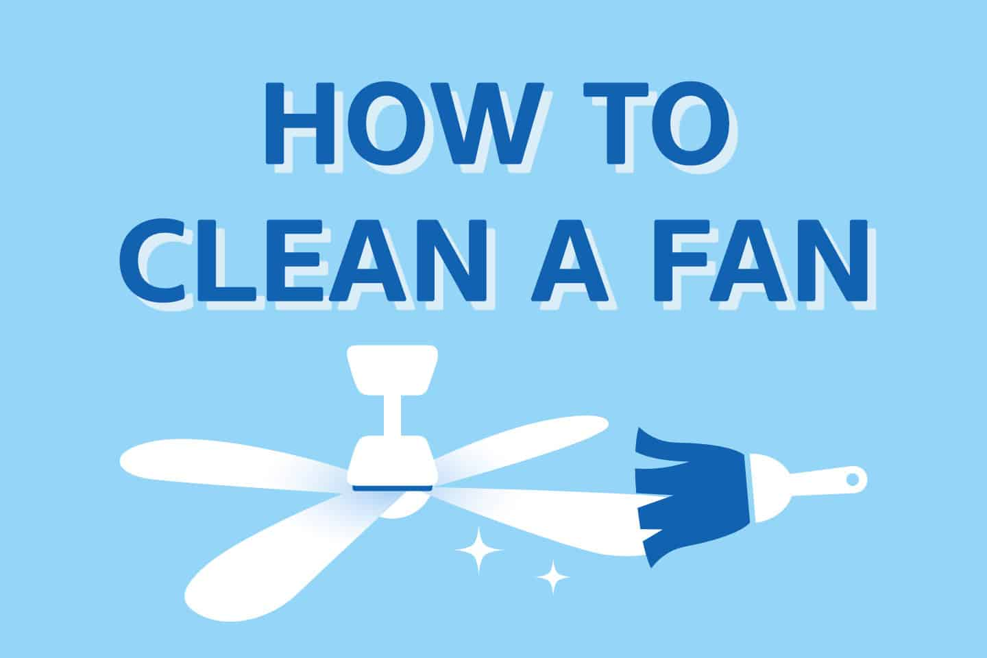❄️ How To Clean A Fan Thoroughly Within 7 Minutes