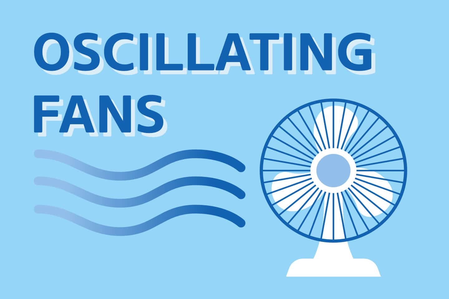 ❄️ Best Oscillating Fan [You Only Need This One]